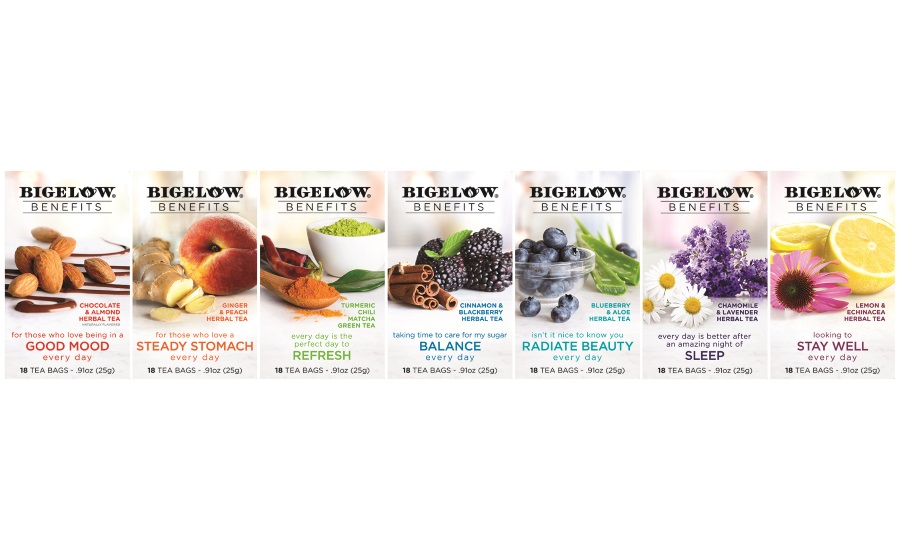 Bigelow Benefits Teas