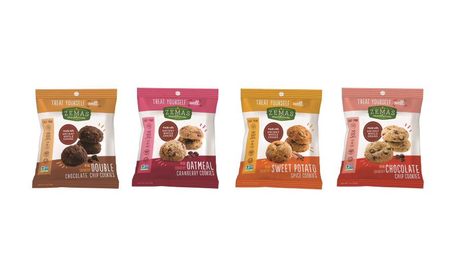 Zemas Madhouse Cookie Snack Packs