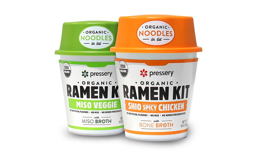 Pressery Ramen with Fresh Broth-Based Kits