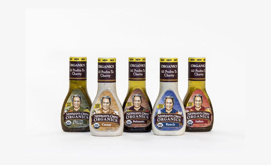 Newmans own organics salad dressing