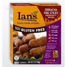 Ian's Sriracha Fire Sticks | 2015-01-30 | Prepared Foods