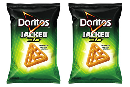 Doritos Jacked 3D | 2015-02-20 | Prepared Foods 3d Doritos