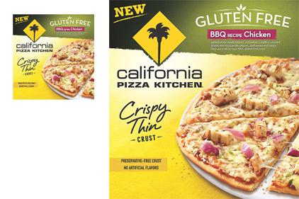 California Pizza Kitchen The Original Hand Tossed Bbq Chicken Pizza