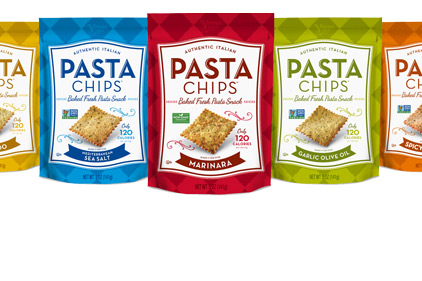 Pasta Chips Now Non-GMO Project Verified | 2014-12-18 | Prepared Foods