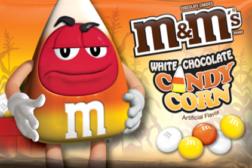 M&M Corn Candy
