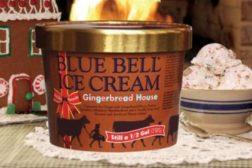Blue Bell ice cream feat