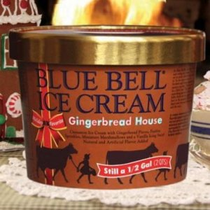 Blue Bell ice cream in-body