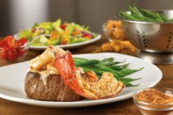 Outback Holiday menu feat