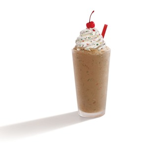 Sonic Mint Shake in-body