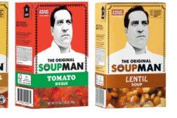 SoupMan Soups feature