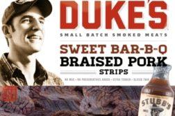 Duke's All-natural Pork Strips