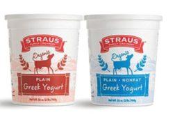 Straus Organic Greek Yogurt