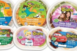Disney School Lunches