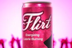 Flirt Energy Drink