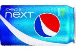 Pepsi Next with Stevia
