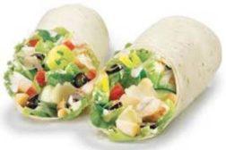 Quiznos Wraps
