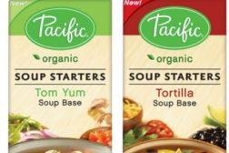 Pacific Soup Starters