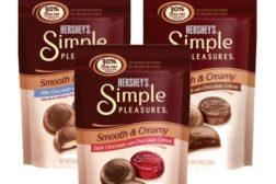 Hershey Simple Pleasures chocolates