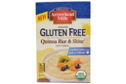 Gluten Free Options