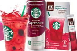Starbucks Refreshers Energy Beverage