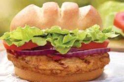 BK Turkey Burger feat
