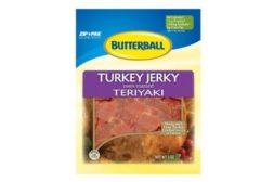 Turkey Teriyaki Jerky feat