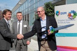 DSM Facility Opening feat