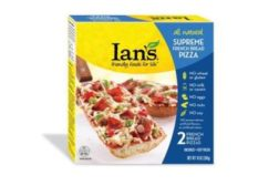 Ian's French Bread Pizza feat