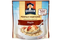 Perfect Portions Oatmeal feat