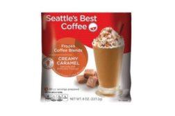 Seattle's Best Frozen Coffee Blends feat