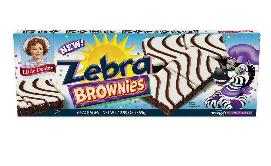 Little Debbie Expands Zebra Cakes 2016 04 11 Prepared