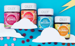 Olly expanded its functional gummy portfolio with four new kids products