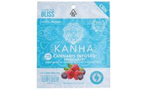 Kanha tranquility gummies web