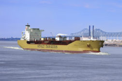 Palm Oil's Ship Comes In