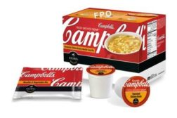 Campbell Soup in K Cup feat