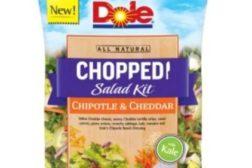 Dole Chopped Salads feat