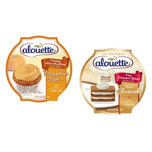 Alouette Spreadable Cheese in body