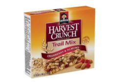 Harvest Crunch Bars feat