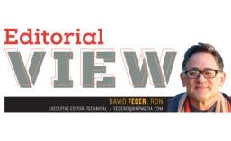 Editorial View: David Feder
