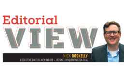 Editorial View: Nick Roskelly