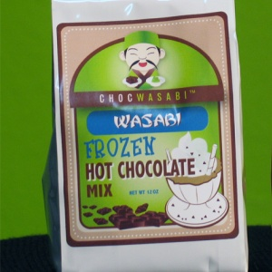 Chocwasabi in body