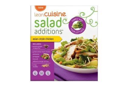 Lean cuisine dresses up salads 2013 01 11 prepared foods for Average price of lean cuisine