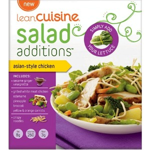 Lean Cuisine Salad Additions in body
