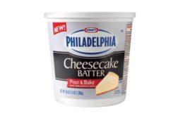 Philadelphia Cheesecake Batter feat
