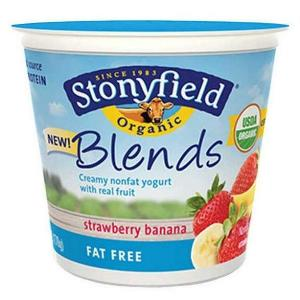 Stonyfield Blends in body