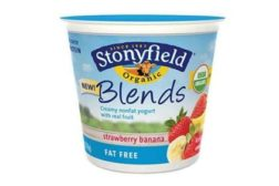 Stonyfield Blends feat