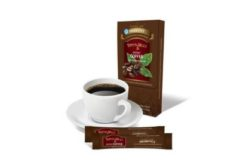 Prebiotic coffee feat