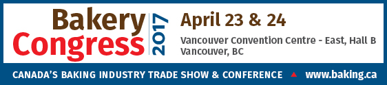 Bakery Congress 2017 Trade Show & Conference