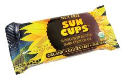 sun cups choclate