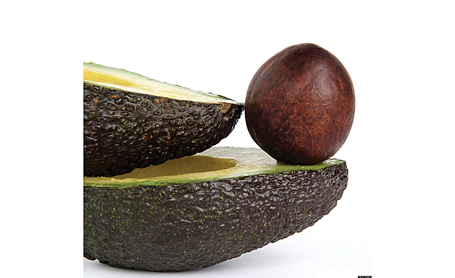 Plant foods like avocados and olives contain health-giving oils